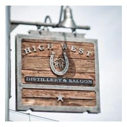 High West Distillery