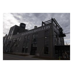 James E. Pepper Distillery