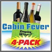 Cabin Fever 4 Pack 2021 4 Bottle Kit