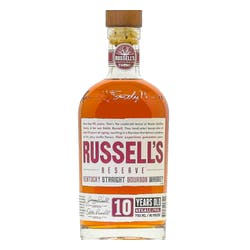 Russell's Reserve 10year Bourbon 90proof image