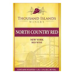 Thousand Islands Winery North Country Red 1.5L image
