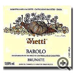 Vietti 'Brunate' Barolo 2007
