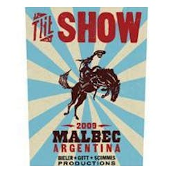 The Show Malbec 2013 image