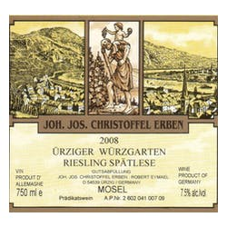 Christoffel 'Urziger Wurz' Riesling Spatlese 2009 image