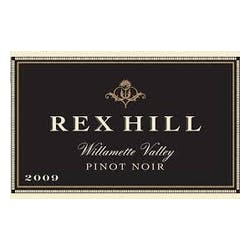 Rex Hill 'Willamette Valley' Pinot Noir 2009 image