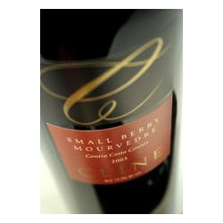Cline Small Berry Mourvedre 2003 image