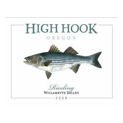 Fish Hook Vineyards High Hook Riesling 2009 image