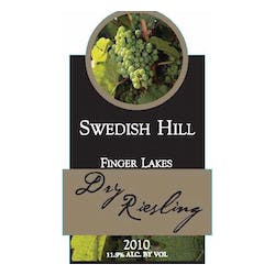 Swedish Hill Dry Riesling 2010 image