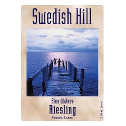 Swedish Hill 'Blue Waters' Riesling 2010 image