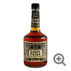 Cabin Fever 750ml Maple Flavored