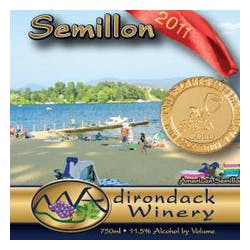 Adirondack Winery 'Semillon' White NV image