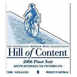 Hill of Content Pinot Noir 2006 image
