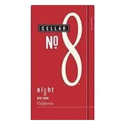 Cellar No. 8 Eight Red Blend 2012 image
