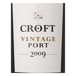 Croft Vintage Port 2009 image