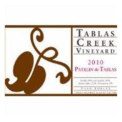 Tablas Creek 'Patelin' Rouge Blend 2010 image