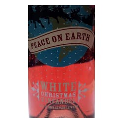Shore Acre 'Peace on Earth' White Christmas Zinfandel image
