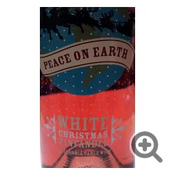 Shore Acre 'Peace on Earth' White Christmas Zinfandel