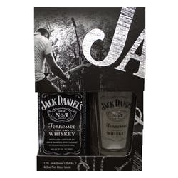 Jack Daniel's 1.75L GIFT with Pint Glass image