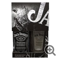 Jack Daniel's 1.75L GIFT with Pint Glass