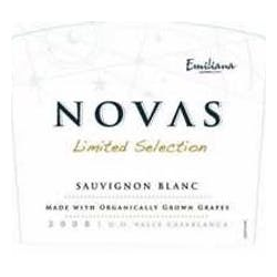Novas 'Limited Selection' Sauvignon Blanc 2008 image
