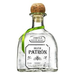 Patron 'Silver' 80prf Tequila 750ml image