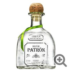Patron 'Silver' 80prf Tequila 750ml