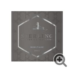 Sterling 'Vintners Collection' Meritage 2017