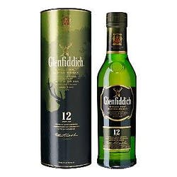 Glenfiddich 12year 375ml image