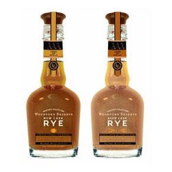 Woodford Reserve Masters 2011 (2)375ml Rye Whiskey image