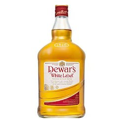 Dewar's White Label 1.75L Blended Scotch Whisky image