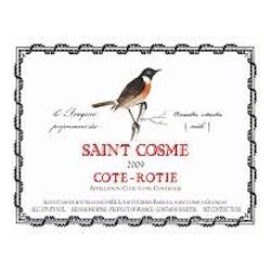 Chateau St Cosme Cote Rotie 2009 image