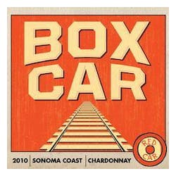 Red Car Wine Company Box Car Chardonnay 2010 image