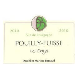 Barraud 'Les Crays' Pouilly-Fu Chardonnay 2010 image