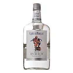 Captain Morgan Silver 1.75L Silver Spiced Rum image