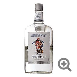 Captain Morgan Silver 1.75L Silver Spiced Rum