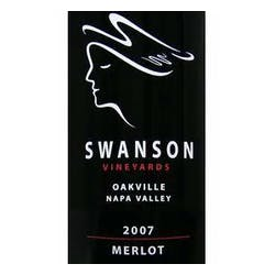 Swanson Vineyards Merlot 2007 image