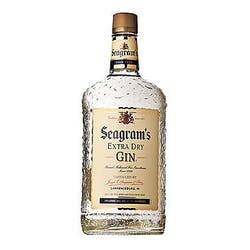 Seagram's Gin Extra Dry 1.75L image