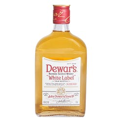 Dewar's White Label 375ml Blended Scotch Whisky image
