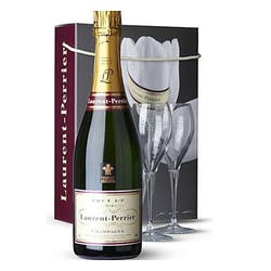 Laurent Perrier 'La Cuvee' Brut Gift Set image