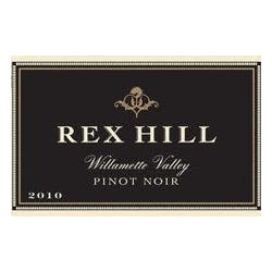 Rex Hill 'Willamette Valley' Pinot Noir 2010 image