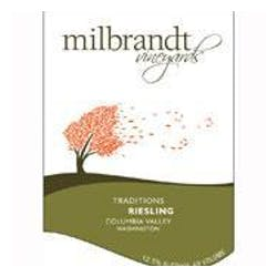 Milbrandt 'Traditions' Riesling 2012 image