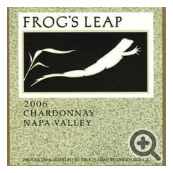 Frog's Leap Chardonnay 2010