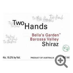 Two Hands 'Bella's Garden' Shiraz 2010