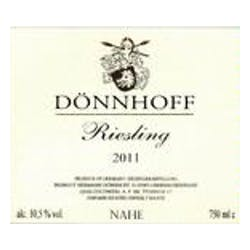 Donnhoff 'Estate' Riesling 2011 image