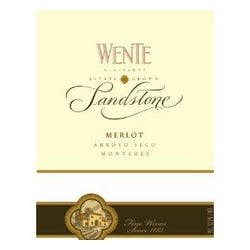 Wente Vineyards 'Sandstone' Merlot 2011 image