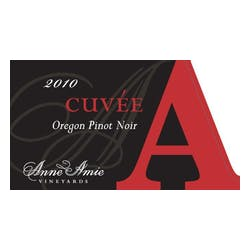 Anne Amie Vineyards 'Cuvee A' Pinot Noir 2010 image