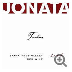 Jonata Winery 'Todos' Red 2008
