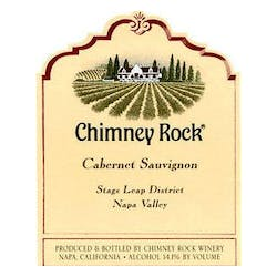 Chimney Rock Cabernet Sauvignon 2008 image