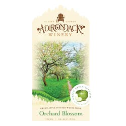 Adirondack Winery 'Orchard Blossom' White NV image