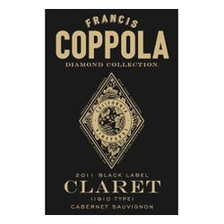 Francis Ford Coppola Winery Diamond Label 'Claret' 2011 image
